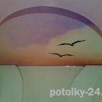 Фотопечать.Птицы на небе