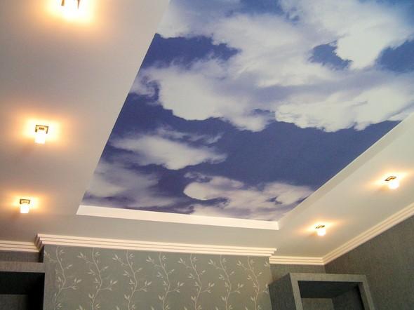 Натяжные потолки в архангельске фото